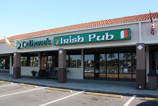 Culhane S Irish Pub Restaurant In Atlantic Beach Florida