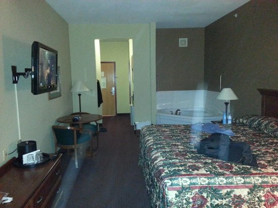 Dollinger's Inn & Suites: Smooth room
