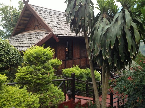 The Luang Say Lodge: Notre bungalow