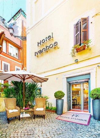 Photo of Hotel Ivanhoe Rome