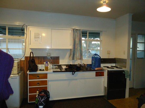 Bings Motel: Kitchen