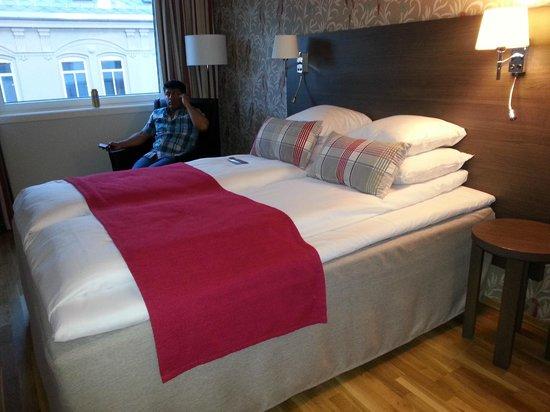 Scandic Bakklandet: Room 453