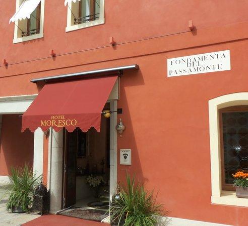 Hotel Moresco: Hotel