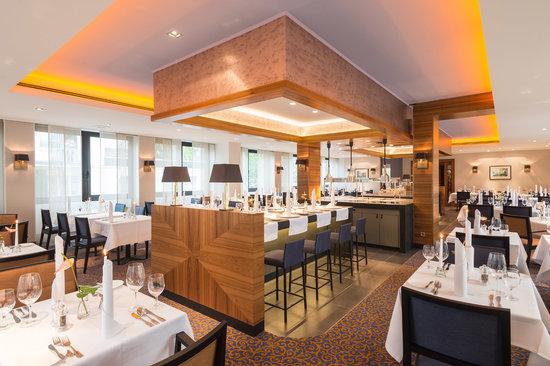 SETA Hotel: Restaurant Landgraf
