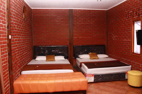 Bantal Guling Villa : family Room