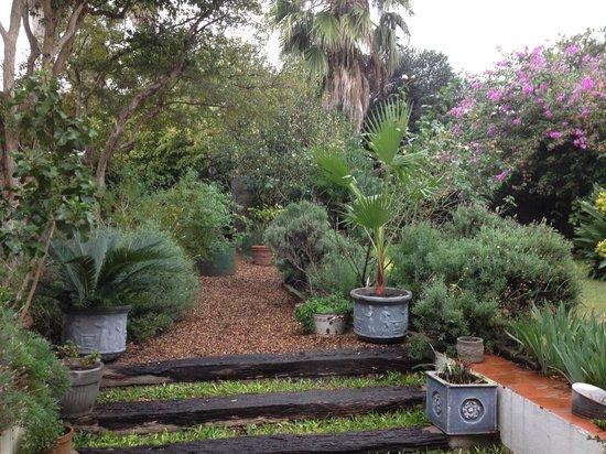 Art Hotel Deco : Garden