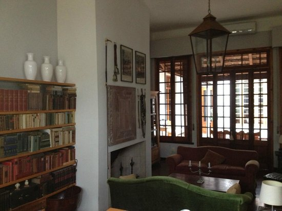 Art Hotel Deco : Breakfast site