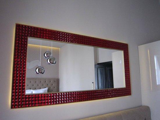 Design Hotel Jewel Prague: Detalj