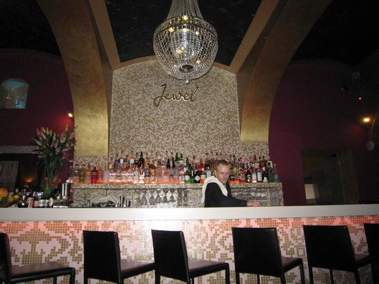 Bar picture of design hotel jewel prague prague for Design hotel jewel prague tripadvisor