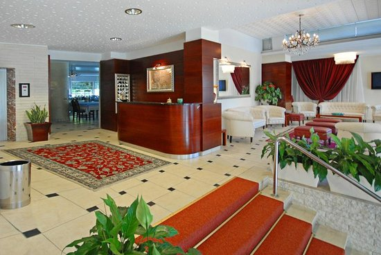 Hotel San Marco: La hall