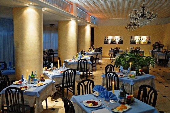 Hotel San Marco: Le cene a lume di candela