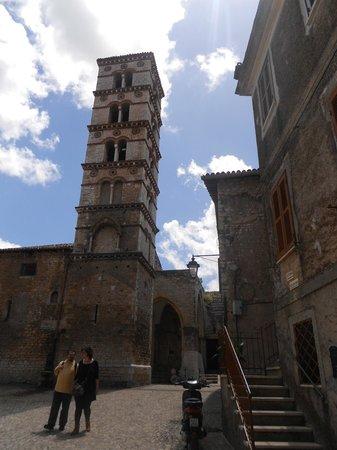 Cattedrale di Santa Maria Assunta : campanile