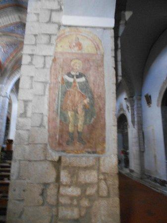Cattedrale di Santa Maria Assunta : affresco