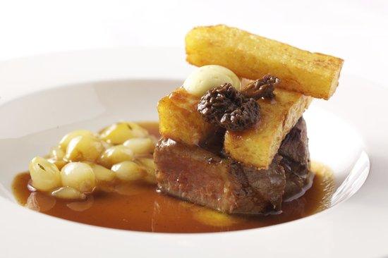 Laris modern australian cuisine 10 for Australian modern cuisine