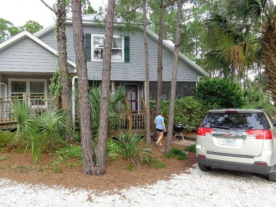 Turtle Beach Inn: sanddollar cottage