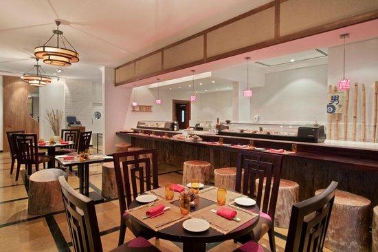 Passage to Asia: Sushi Bar