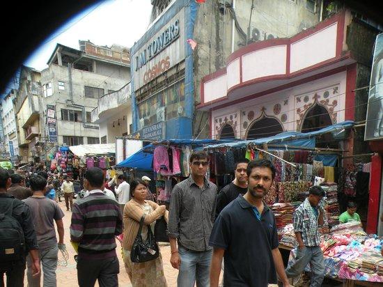 Police Bazar: Market