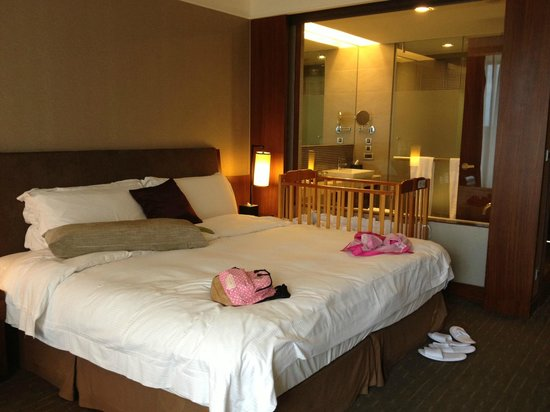 Silks Place Yilan: King Bed Room