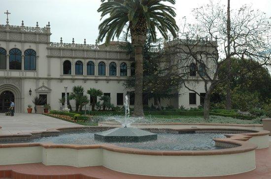 University of San Diego USD: campus views