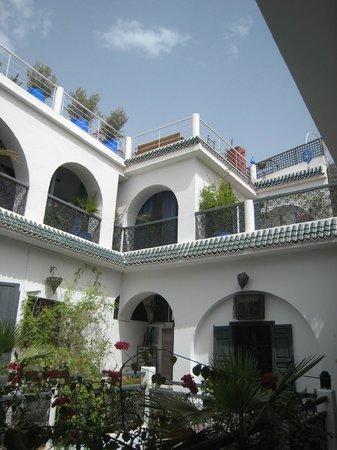Riad Chouia Chouia: Vue du 1er étage