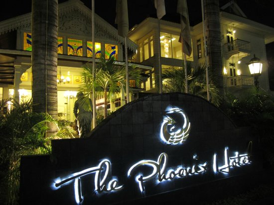 The Phoenix Hotel Yogyakarta - MGallery Collection: View from outside