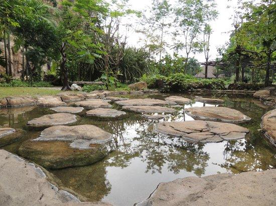 The Banjaran Hotsprings Retreat: beauty