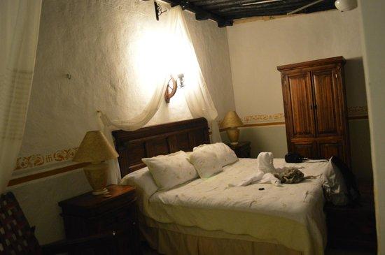Casa Tia Micha: suite luna di miele