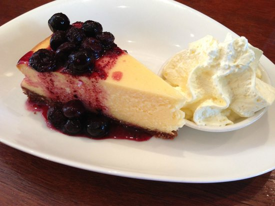 Urban Grind : Baked New York Cheesecake