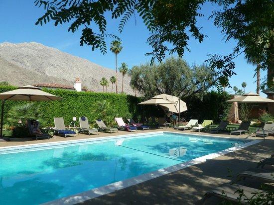 Desert Riviera Hotel: Vue de notre chambre