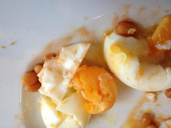 "Patisserie Valerie Brunswick Centre: ""Poached eggs"""
