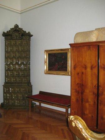Palais Hotel Erzherzog Johann: Kaiserzimmer