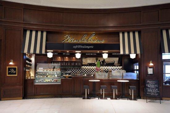 Madeleine Cafe & Boulangerie