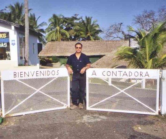 Contadora Island Inn: mauro a contadora