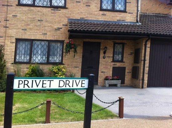 maison de harry potter photo de the harry potter london tour by discovery tours londres. Black Bedroom Furniture Sets. Home Design Ideas