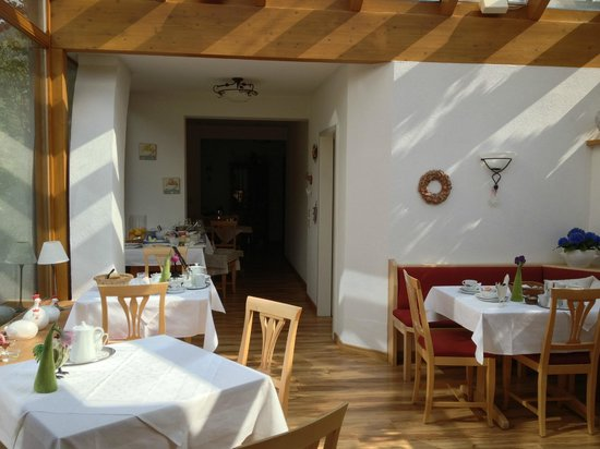 Landpension Haus Ruth: breakfast room