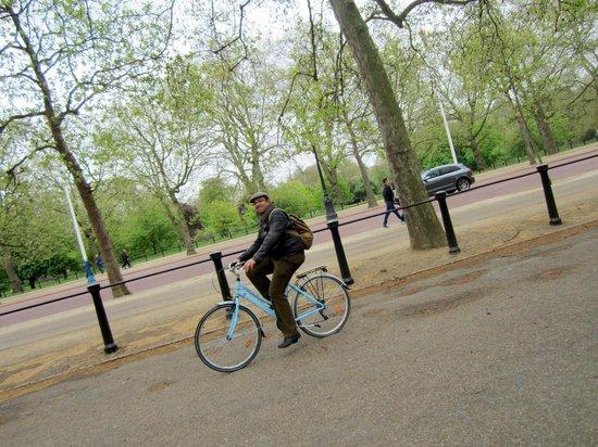 The London Bicycle Tour Company: St James Park