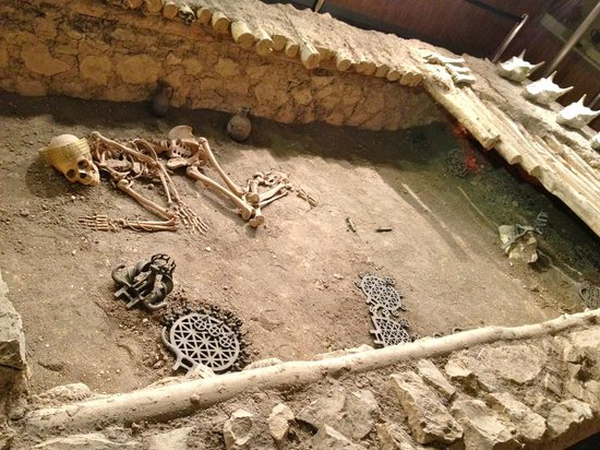 Corum, Turquie : Burial at ancient times.