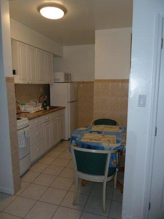 بريكاواي إن: Kitchen