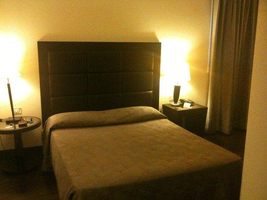 Villa Maria Regina: letto