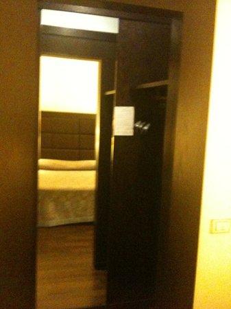 Villa Maria Regina: ingresso