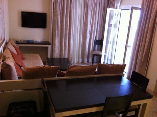 Grupotel Dunamar: Apartment type 1 living room
