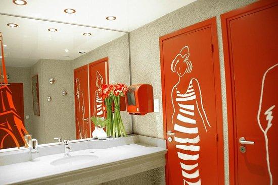 Hotel Astoria - Astotel: WC/RESTROOMS