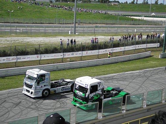 Misano Circuit : Truck racing
