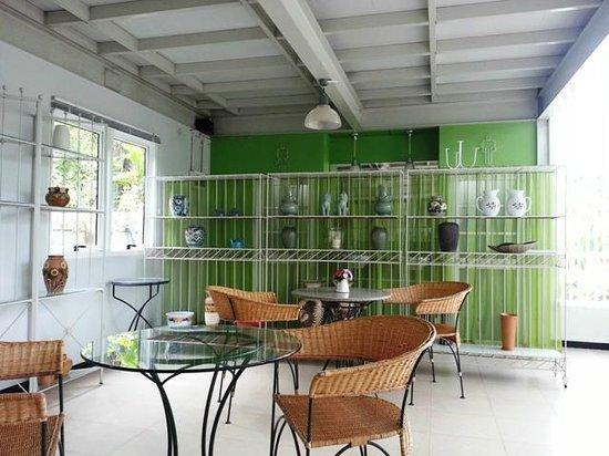 A Little Villa Krabi : Dining Place