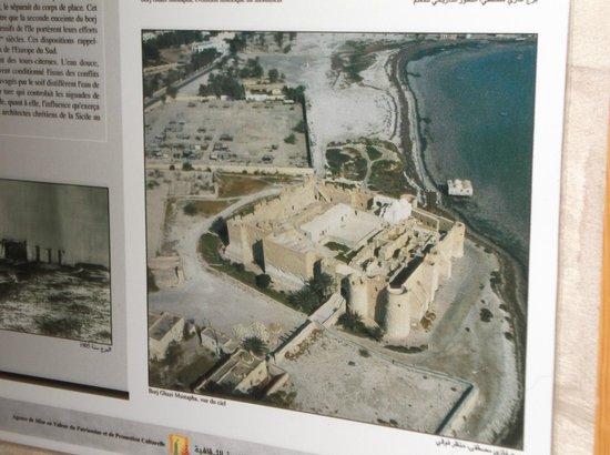 Fort Ghazi Mustapha: Map