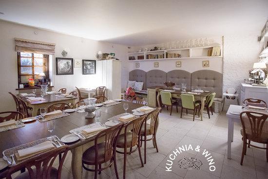 Restauracja Photo De Restauracja Kuchnia I Wino Kazimierz Dolny