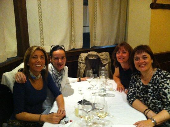 Restaurante Amalia: cena de 10 en Amalia!!!