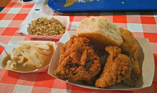 Danny's Fried Chicken