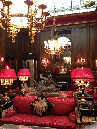 Hotel Sacher Wien: Lobby