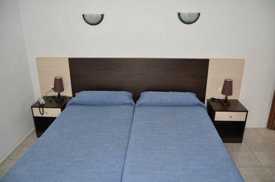 Hotel Nautilus: HABITACION